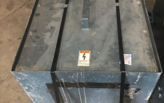 SIEMENS 28'' W x 20'' H  ENCLOSURE BOX for induction motor