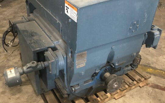 SIEMENS 508S 3577RPM INDUCTION MOTOR 450HP 57.2A