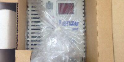 LENZE SMD ESMD152X2SFA 000XX1M21 FREQUENCY INVERTER (B406) 1