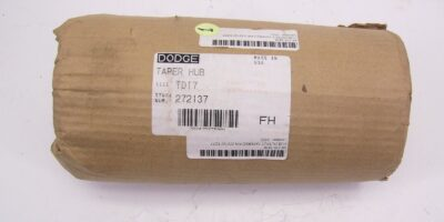 NEW IN PACKAGE Dodge Taper Output Hub 272137 Size: TDT7 for Speed Reducer, (B82) 1
