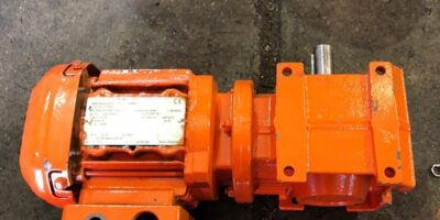 REBUILT SEW EURODRIVE S37DRS71S4 GEARMOTOR 0
