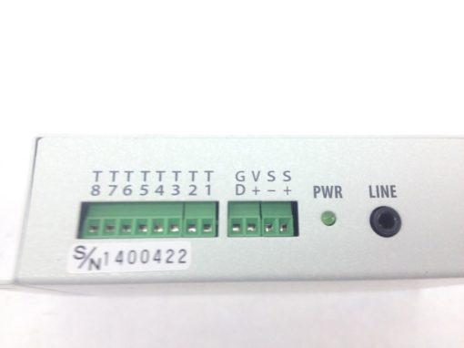 CIE-GRP LB-8A 'CLEVER LITTLE BOX' DIGITAL AUDIO STORAGE, REPLAY VOICE UNIT(A756) 3