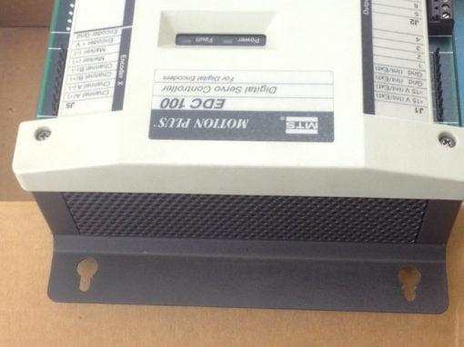 USED,GOOD! MTS-MOTION PLUS EDC100 DIGITAL SERVO CONTROLLER FAST SHIP!!! (B132) 2