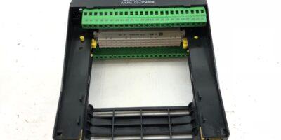 NEW IN BOX VICKERS 02-104808 SERVO AMPLIFER CARD HOLDER, FAST SHIP! (H64) 1