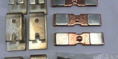 ALLEN BRADLEY 40782-800-01 CONTACT KIT 3 POLE 250 AMP FITS IEC 100-B250 (F110) 1