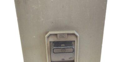 ITE BREAKER 1600AMP CIRCUIT BREAKER (B401) 1