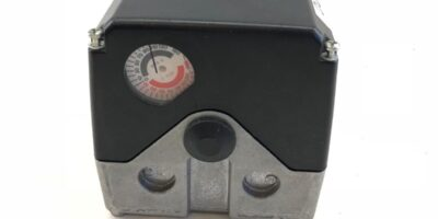 USED GREAT CONDITION SIEMENS REVERSING ACTUATOR SQM50