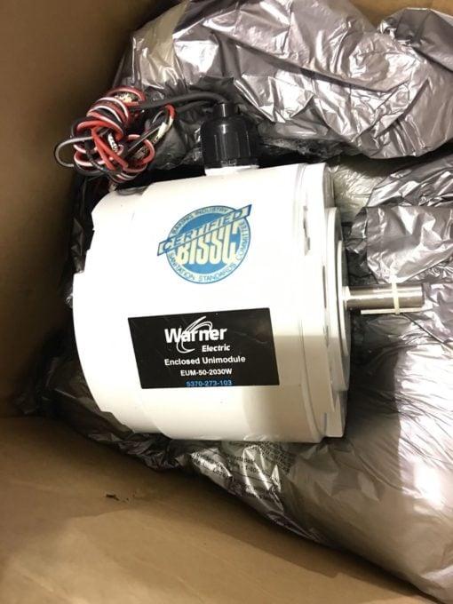NEW IN BOX WARNER ELECTRIC 5370-273-103 CLUTCH BRAKE EUM-50-2030W 90V, (B133) 1
