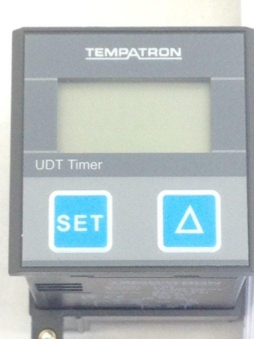 TEMPATRON UNIVERSAL DIGITAL MULTI FUNC TIMER CONTROLLER PANEL-MOUNT 343-997(A769 3