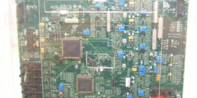 Liebert UPS 02-800610-00 PCB Emerson Network Power Board OSC_FREQ (B159) 1