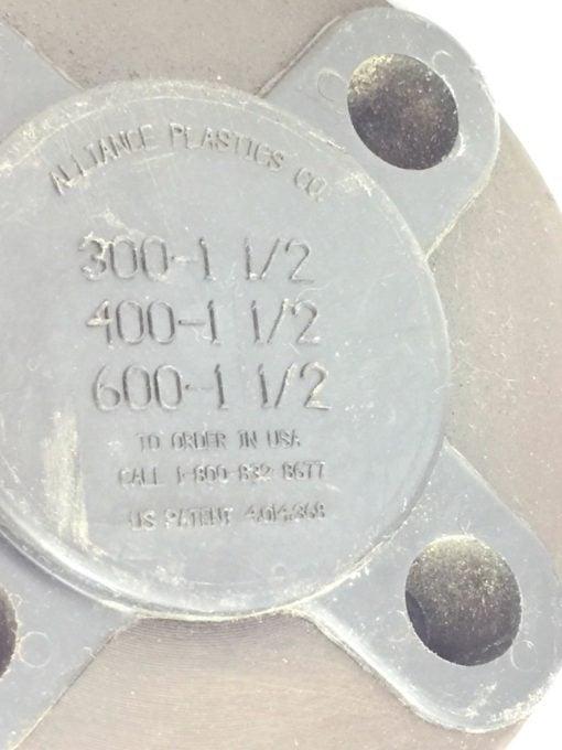 """VOGT FLOWSERVE 373 STL GATE VALVE A105PB12 1-1/2"""" 600# A105SR A105N-FABM (P6) 6"""