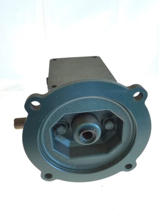NEW GroveGear Flexaline BMQ215-2 Worm Speed Gear Reducer, 25/1 RATIO