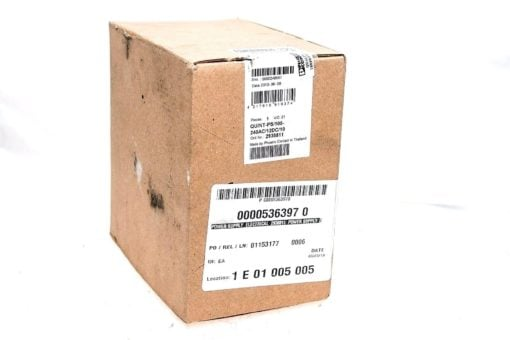 PHOENIX CONTACT QUINT-PS/100-240AV/12DC/10 POWER SUPPLY!  FACTORY SEALED! (B137) 1
