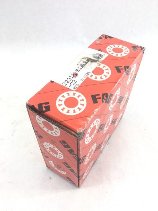 FAG 22310-E1A-K-M-C3 SPHERICAL ROLLER BEARING (A877) 2