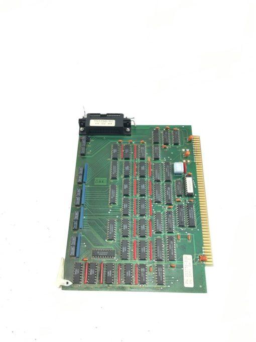 MTS 353750-03D Circuit Board SN 3891- QA- 2 5V PWB D353749-01B USED (H260)   1