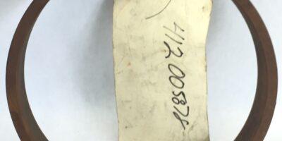 GOULD'S PUMP 74578-1001-20 STEEL WEAR RING 412005878 (H311) 1