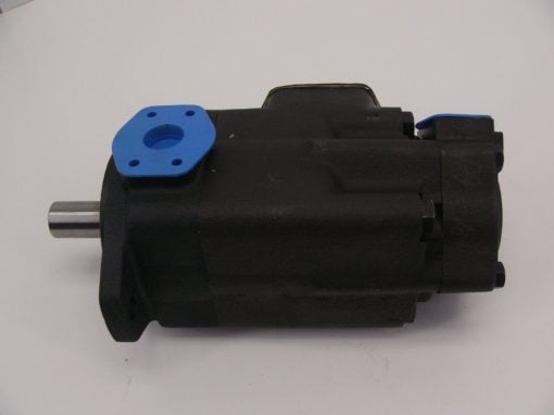 NEW!!! Parker T7 Hydraulic Pump 3″ Inlet 1″ + 1 1/4″ Outlets B50 3