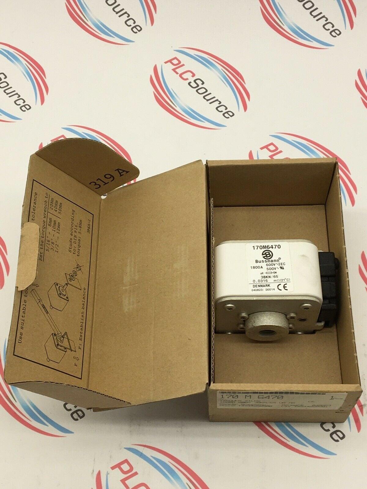 BUSSMANN 161-1001 900A  690V 2FKE//115
