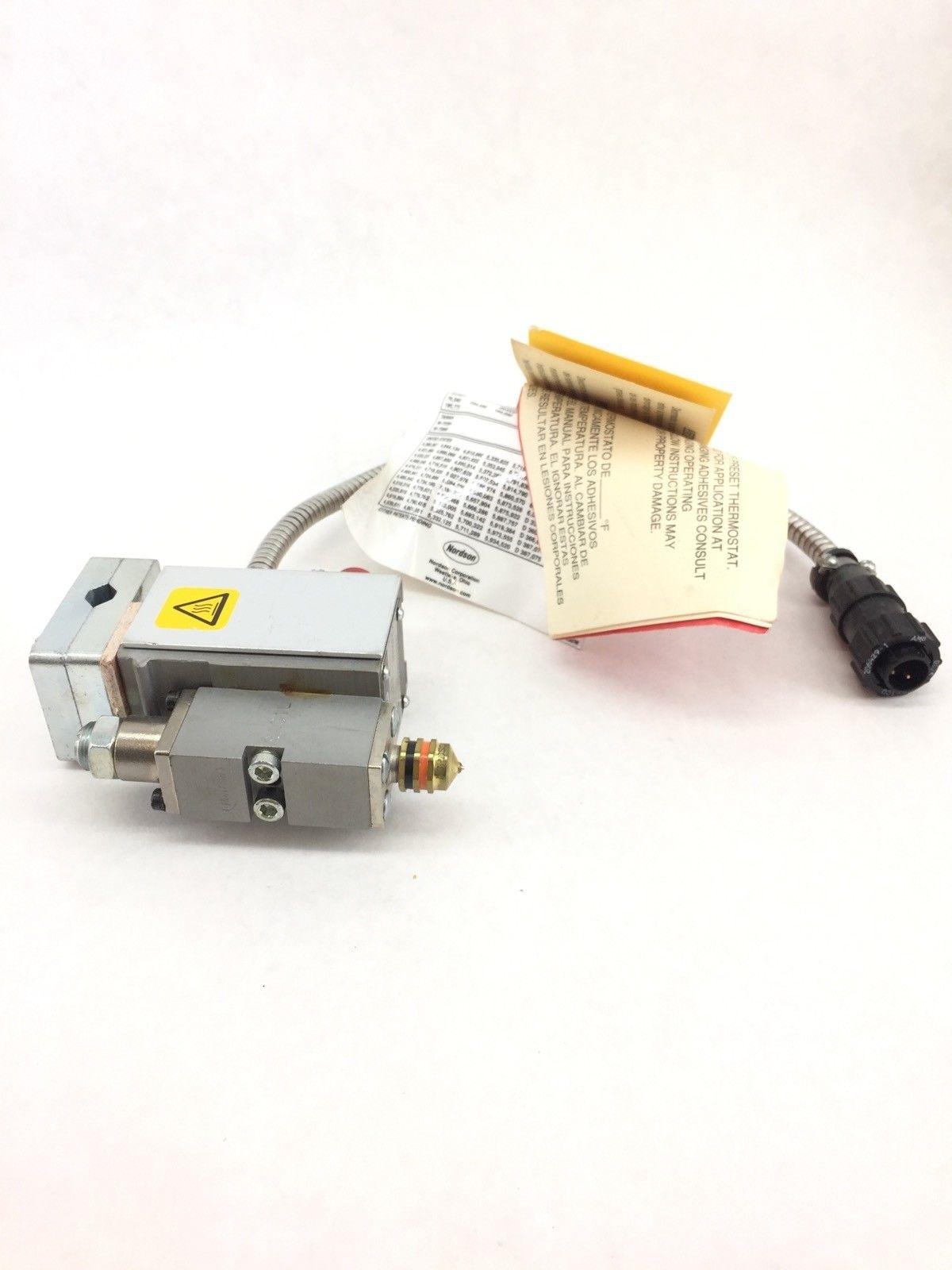 NORDSON H201-ES 231466A 120 VOLTS (A592) 1