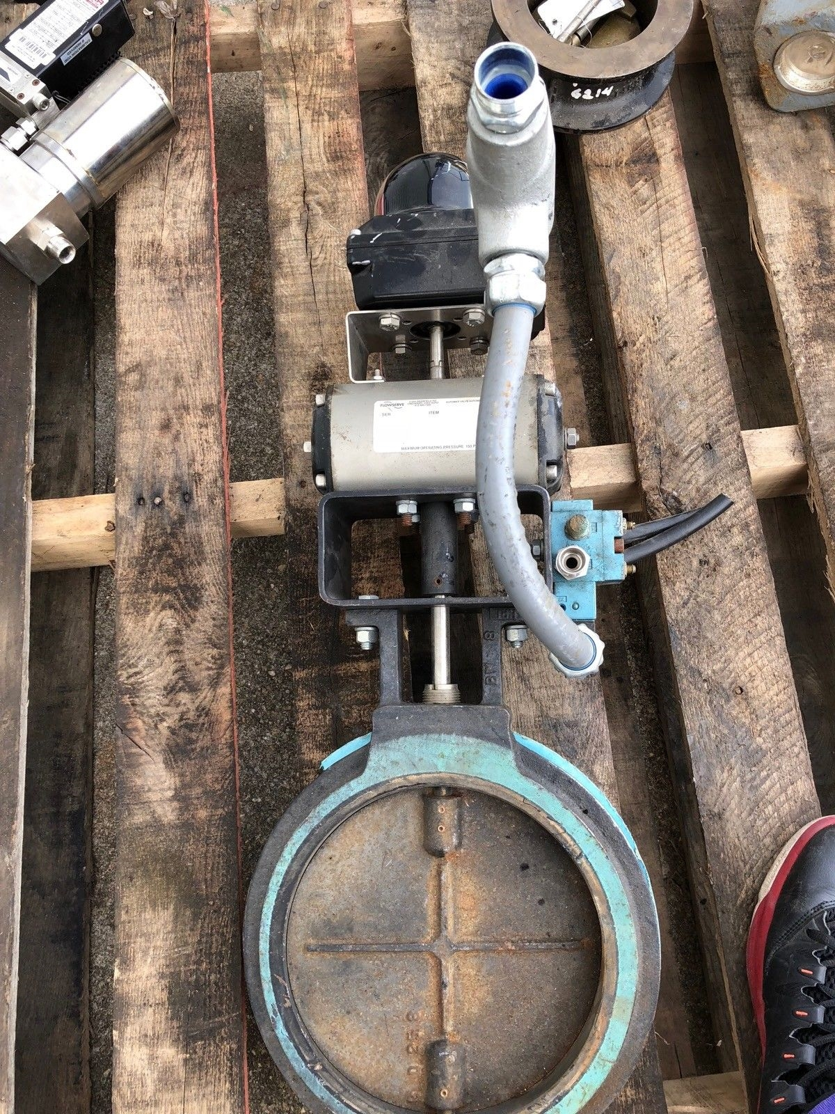 USED AUTOMAX ACTUATOR SNA063D 8� GATE VALVE AUTOMAX ULTRASWITCH, FAST SHIP! 1