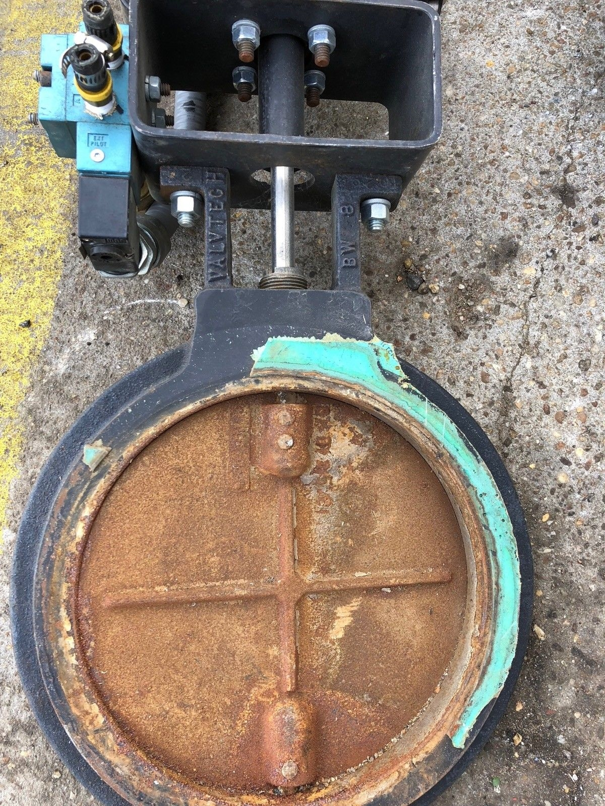 USED AUTOMAX ACTUATOR SNA063D 8� GATE VALVE AUTOMAX ULTRASWITCH, FAST SHIP! 3