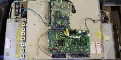Toshiba Transistor Inverter Type: VT30G2+4500C *reman* (P25) 1