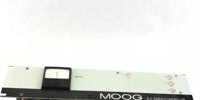 USED UNTESTED MOOG 82D300 D-C SERVOCONTROLLER PC BOARD DC SERVO CONTROLLER (B425 1