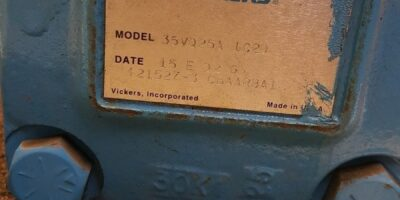 *Used* Vickers Low Noise Vane Pump 35VQ25A-1C20 (B191) 1