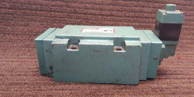 NUMATICS 140BA400K000030 120V-AC SOLENOID VALVE *USED* (B195) 1