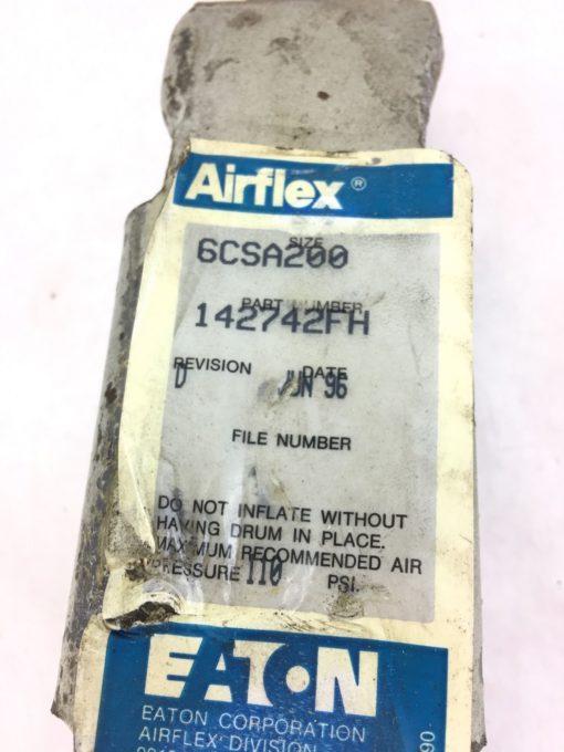 NEWEATON AIRFLEX 142742FH6CSA200 BRAKE ASSEMBLY, 6� DIA, FAST SHIPPING! B323 3