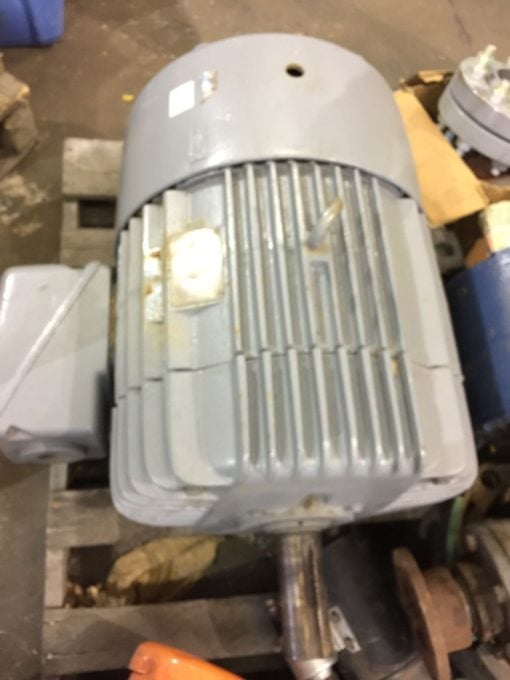 GENERAL ELECTRIC 5K364BK205 AC MOTOR, 60 HP, 1775 RPM, 230/460V, FRAME 364T NP15 1