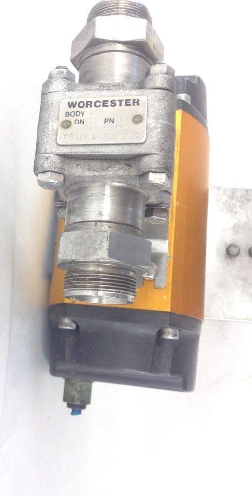 WORCESTER CONTROLS NORBRO 40R SERIES 15 RDB40-1SD1-NOB-PH PNEU ACTUATOR (B390) 10