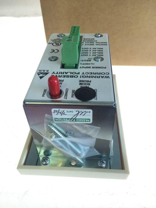 NEW IN BOX TEK-AIR T-APM-00 APEX Premier Mon Standard Face Velocity Monitor B157 5