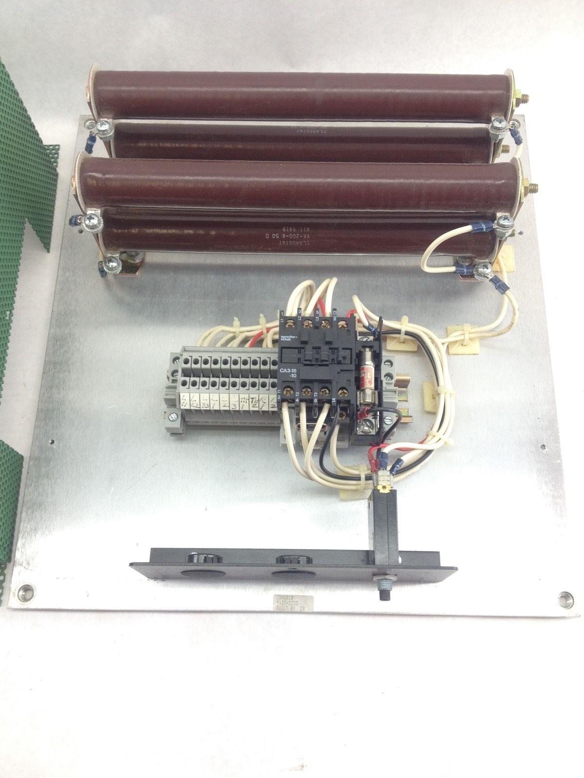 NNB! SECO EXTERNAL DYNAMIC BRAKING CONTROL MODULE CDM DB10 (B212) 1