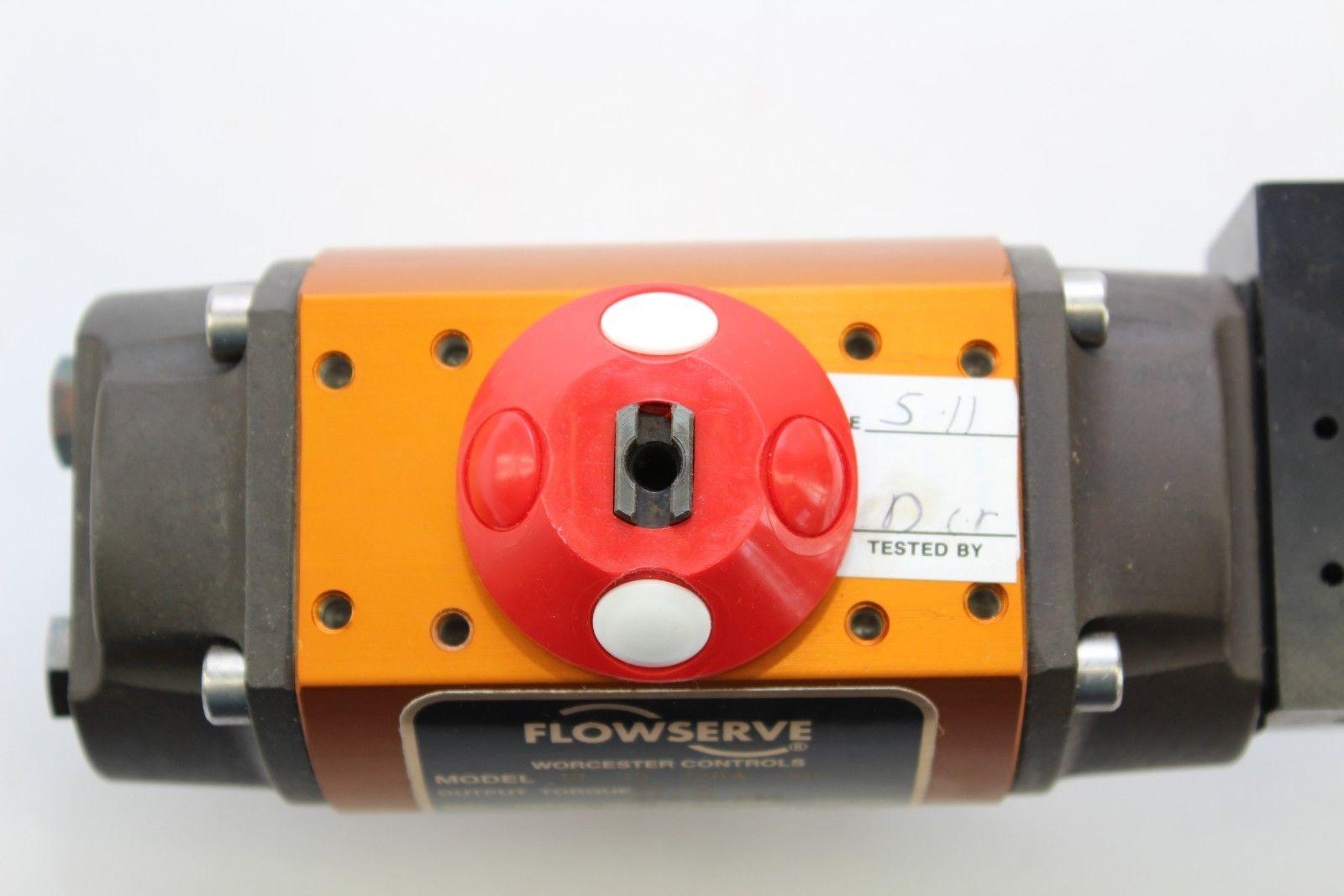 WORCESTER CONTROL FLOWSERVE 39-10 PNEUMATIC ACTUATOR 80-PSI 120A 270″/# NIB(B242 3