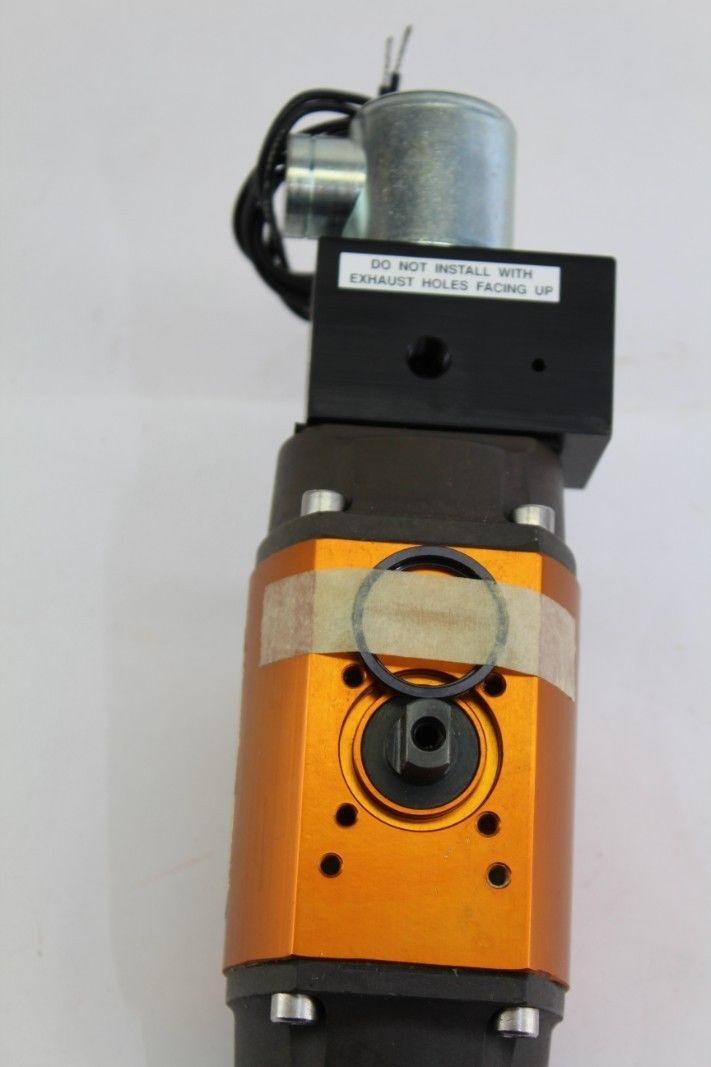 WORCESTER CONTROL FLOWSERVE 39-10 PNEUMATIC ACTUATOR 80-PSI 120A 270″/# NIB(B242 4