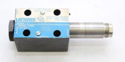Eaton Vickers Control Valve DG4V-3-2AL-M-UL-D6-60-EN38 *NEW* (J79) 1