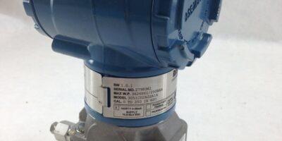 ROSEMOUNT 3051CD2A22A1A DIFFERENTIAL PRESSURE TRANSMITTER (B448) 1