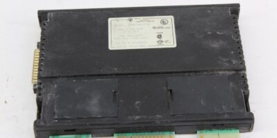 Texas Instruments Analog IN Model 500-5037-A *used* (B243) 1