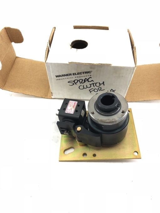 NEW IN BOX WARNER ELECTRIC 316-17-001 CLUTCH BRAKE ASSEMBLY 31617001, (B404) 1