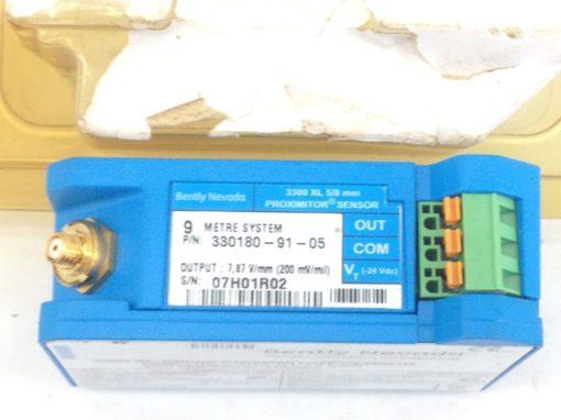 BENTLY NEVADA 3300XL 5/8mm PROXIMITY SENSOR (A91) 2