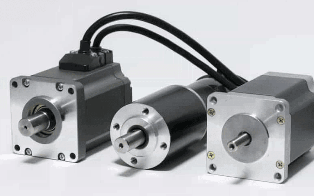 DC motors advantages and disadvantages over AC motors